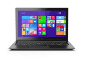 Toshiba Portege Z20t-B-005 (PT15AE-00F005CE) (Intel Core M-5Y51 1.1GHz, 4GB RAM, 256GB SSD, VGA Intel HD Graphics 5300, 12.5 inch Touch Screen, Windows 8.1 Pro 64-bit)