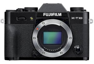 Fujifilm X-T10 Black Body