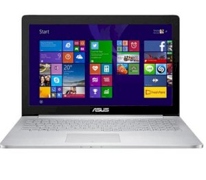 Asus UX501JW-CN128H (Intel core i7-4720HQ 2.6GHz, 8GB RAM, 128GB SSD + 1TB HDD, VGA NVIDIA GeForce GTX 960M, 15.6 inch, Windows 8.1 Pro 64-bit)