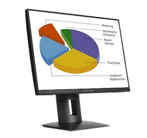 HP Z24n 24-inch Narrow Bezel IPS Display (ENERGY STAR) (K7B99A4)