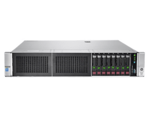 Server HP ProLiant DL380 Gen9 E5-2623v3 (779556-B21) (Intel Xeon E5-2623 v3 3.0GHz, RAM 8GB, PS 105W, Không kèm ổ cứng)