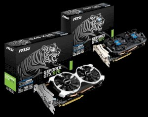 MSI GTX 970 4GD5T OC (NVIDIA GeForce GTX 970, 4GB GDDR5, 256 bits, PCI Express x16 3.0)