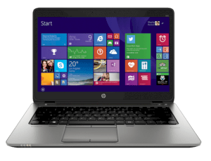 HP EliteBook 840 G2 (L3Z72UT) (Intel Core i5-5300U 2.3GHz, 8GB RAM, 180GB SSD, VGA Intel HD Graphics 5500, 14 inch, Windows 7 Professional 64 bit)
