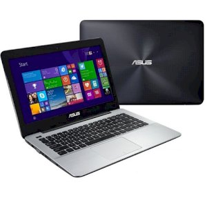 Asus K455LA-WX271D (Intel Core i3-5010U 2.1GHz, 4GB RAM, 500GB HDD, VGA Intel HD Graphics 5500, 14 inch, DOS)
