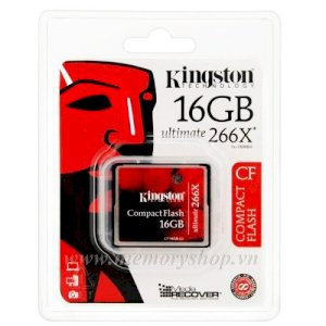 Kingston Ultimate 266X 16GB