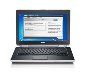 Dell Latitude E6430 (Intel Core i5-3427U 1.8GHz, 4GB RAM, 256GB SSD, VGA Intel HD Graphics 4000, 14 inch, Windows 7 Professional 64 bit)