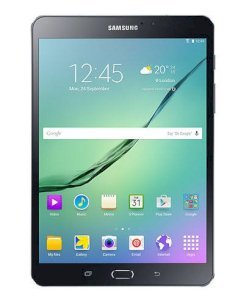 Samsung Galaxy Tab S2 8.0 (SM-T715) (Quad-core 1.9 GHz & quad-core 1.3 GHz, 3GB RAM, 32GB Flash Driver, 8.0 inch, Android OS v5.0.2) WiFi, 4G LTE Model Black