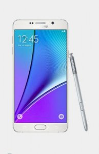 Samsung Galaxy Note 5 Duos (SM-G9198) 32GB White Pearl