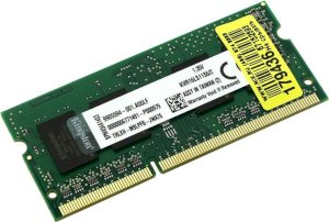 Kingston KVR16LS11S6/2 - 2GB - DDR3L - Bus 1600Mhz - PC3 12800 SODIMM 1.35V