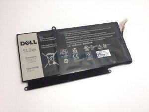 Pin laptop Dell Vostro 5460 5470 5560 14 5439 Inspiron 14zD-3526 14zD-3528 VH748 (6 Cells, 5200mAh)