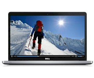Dell Inspiron 7737 (MNWWF4) (Intel Core i5-4210U 1.7GHz, 6GB RAM, 1.5TB HDD, VGA NVIDIA GeForce GT 750M, 17.3 inch ouch Screen, Windows 8.1)