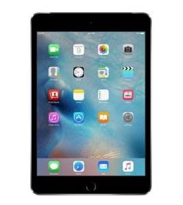 Apple iPad Mini 4 Retina 128GB WiFi 4G Cellular - Space Gray
