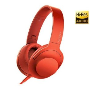 Tai nghe Sony MDR-100AAP Red