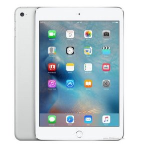 Apple iPad Mini 4 Retina 128GB WiFi 4G Cellular - Silver