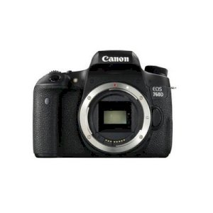 Canon EOS 760D (EF, EF-S 18-55mm F3.5-5.6 IS STM) Lens Kit