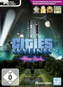 Phần mềm game Cities Skylines After Dark (PC)