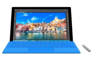 Microsoft Surface Pro 4 (Intel Core i5, 16GB RAM, 256GB SSD, 12.3 inch, Windows 10 Pro) WiFi Model