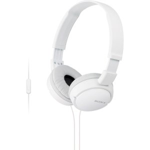 Tai nghe Sony MDR-ZX110AP white