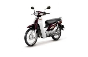 Honda Super Dream 110cc 2015 Nâu