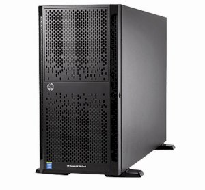 Máy chủ HP ProLiant ML350 Gen9 (765820-371) ( Intel Xeon 6C E5-2620v3 2.4GHz, RAM 16GB, HDD 30GB, 500W)