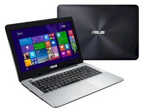 Asus K455LA-WX415D (Intel Core i3-5010U 2.1GHz, 4GB RAM, 500GB HDD, VGA Intel HD Graphics 5500, 14 inch, Free DOS)