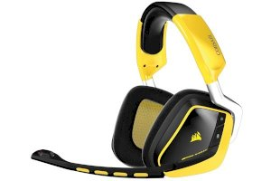 Tai nghe Corsair VOID Wireless Dolby 7.1 Special Edition Yellowjacket