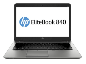 HP EliteBook 840 G2 (L1X86PA) (Intel Core i5-5300U 2.3GHz, 4GB RAM, 128GB SSD, VGA Intel HD Graphics 5500, 14 inch, Windows 7 Professional 64 bit)