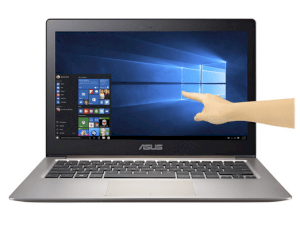 Asus Zenbook UX303UB-R4022T (Intel Core i7-6500U 2.5GHz, 8GB RAM, 256GB SSD, VGA NVIDIA GeForce GT 940M, 13.3 inch Touch Screen, Windows 8.1 64 bit)