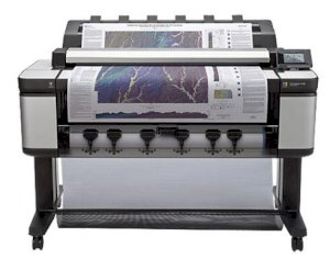 Máy in HP Designjet T3500 36-in Production eMFP (B9E24B)