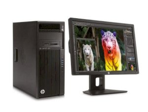 HP Z440 Workstation F5W13AV( Intel Xeon E5-1607v3 3.1GHz, RAM 4GB, HDD 1TB,VGA NVIDIA Quadro K2200 4G, Linux )