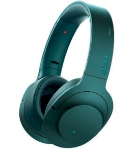 Tai nghe Sony MDR-100ABN Viridian Blue