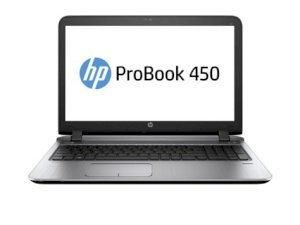 HP Probook 450 G3 (T1A15PA) (Intel Core i5-6200U 2.3GHz, 4GB RAM, 500GB HDD, VGA Intel HD Graphics 520, 15.6 inch, DOS)