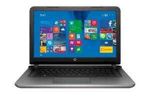 HP Pavilion Notebook - 14-ab119tu (Intel Core i5-6200U 2.3 GHz, 4GB RAM, 500GB HDD, VGA Intel HD Graphics 520, 14 inch, DOS)