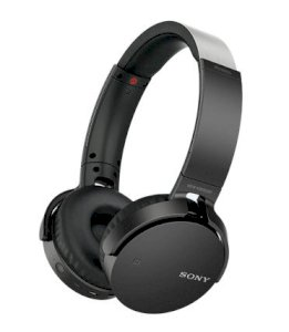 Tai nghe Bluetooth Sony MDR-XB650BT Black
