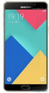 Samsung Galaxy A9 Midnight Black
