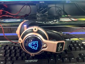 Headphone Motospeed Gaming Headsets H41