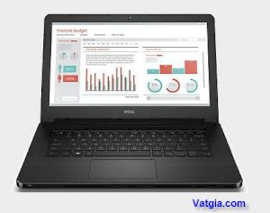 Dell Vostro 3458 (TXTGH2) (Intel Core i3-5005U 2.2GHz, 4GB RAM, 500GB HDD, VGA Intel HD Graphics 4400, 14 inch, Free DOS)