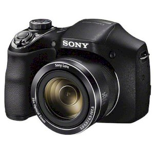 Sony Cyber-shot DSC-H300/B Black