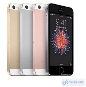 Apple iPhone SE 16GB Space Gray (Bản quốc tế)
