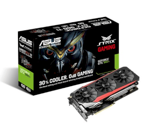 Asus STRIX-GTX980TI-DC3OC-6GD5 (NVIDIA GeForce GTX 980 Ti, 6GB GDDR5, 384 bit, PCI Express 3.0)