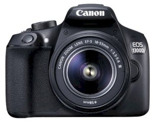 Canon EOS 1300D (EOS Rebel T6) (EF-S 18-55mm F3.5-5.6 III) Lens Kit