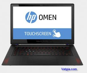 HP OMEN 15-5110ca (J9K27UA) (Intel Core i7-4720HQ 2.6GHz, 8GB RAM, 256GB SSD, VGA NVIDIA GeForce GTX 960M, 15.6 inch Touch Screen, Windows 8.1 64 bit)