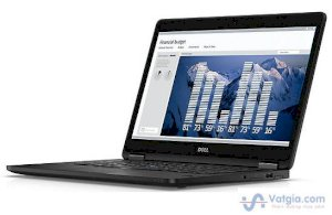 Dell Latitude E7470 (Intel Core i5-6300U 2.4GHz, 8GB RAM, 256GB SSD, VGA Intel HD Graphics 520, 14 inch, Windows 10 Pro 64 bit)