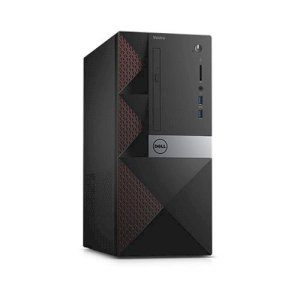 DELL VOSTRO 3650MT-70076857 (Black) (Intel Core i3-6098P 3.6Ghz, Ram 4GB, HDD 500GB, VGA Nvidia GeForce GT 705 2GB, PC DOS, Không kèm màn hình)