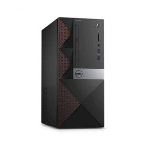 DELL VOSTRO 3650MT-PYYPD1 (Black) (Intel Core i5-6400 2.7Ghz, Ram 4GB, HDD 1TB, VGA Intel HD Graphis 530, PC DOS, Không kèm màn hình)