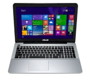 Asus K555LA-XX2716D (Intel Core i3-5005U 2.0GHz, 4GB RAM, 500GB HDD, VGA Intel HD Graphics, 15.6 inch, Free DOS)
