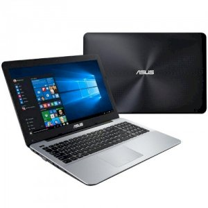 Asus X555UJ-XX065T(Intel core i7-6500U 2.5GHz, 4GB RAM, 500GB HDD, VGA NVIDIA GeForce GT 920M 2GB, 15.6 inch, Windows 10)