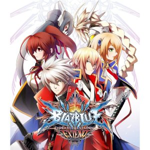 Phần mềm game BlazBlue Chrono phantasma Extend (PC)