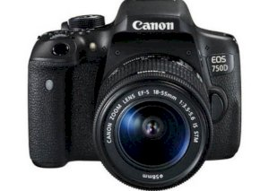 Canon EOS 750D (EF-S 18-55mm F3.5-5.6 IS STM) Lens Kit