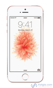Apple iPhone SE 64GB Rose Gold (Bản quốc tế)